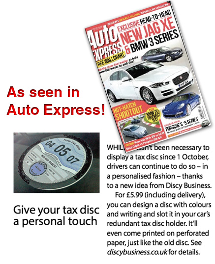 As mentioned in Auto Express